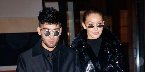Celebrity Sightings in New York City - January 12, 2018