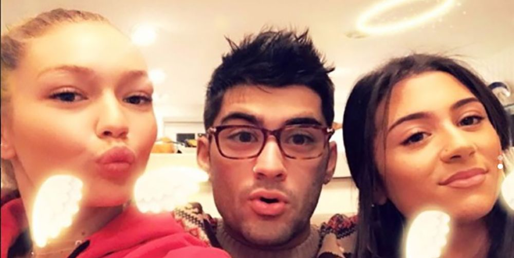 Is Zayn Malik's sister shading Gigi Hadid with her latest Instagram?