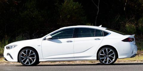 2018 HoldenZB Commodore