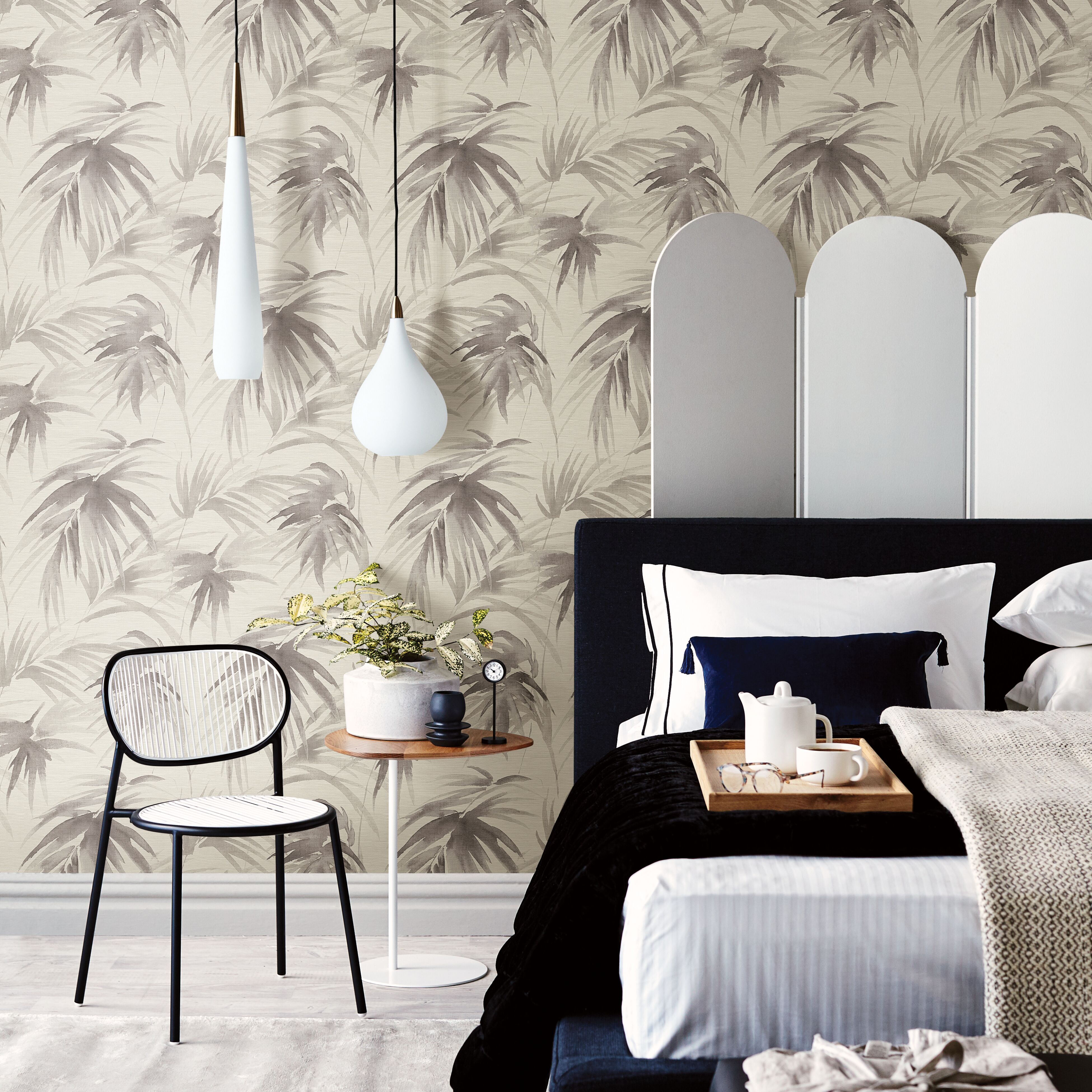 The Property Brothers Launch Scott Living Wallpaper Collection With A-Street Prints