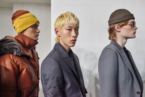 Beanie, Clothing, Knit cap, Cap, Fashion, Headgear, Human, Turban, Hat, Fashion accessory,