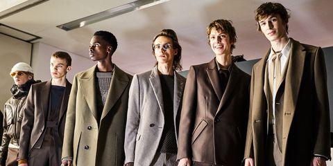 Suit, Fashion, Event, Fashion design, White-collar worker, Formal wear,