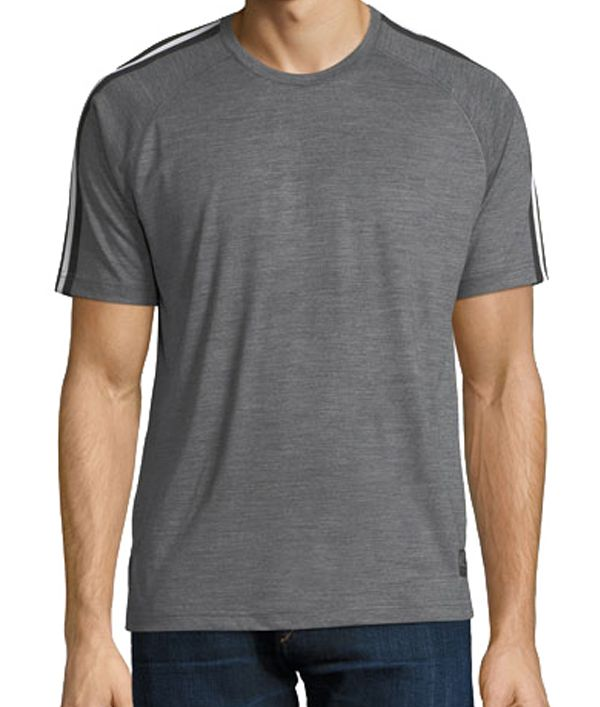 Techmerino Jersey Short-Sleeve T-Shirt