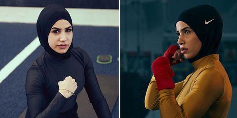 zeina nassar boxeadora hijab