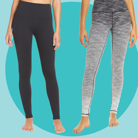 These Zella Leggings Have 5,000+ Perfect Reviews, and They're On Sale for Under $40 Right Now
