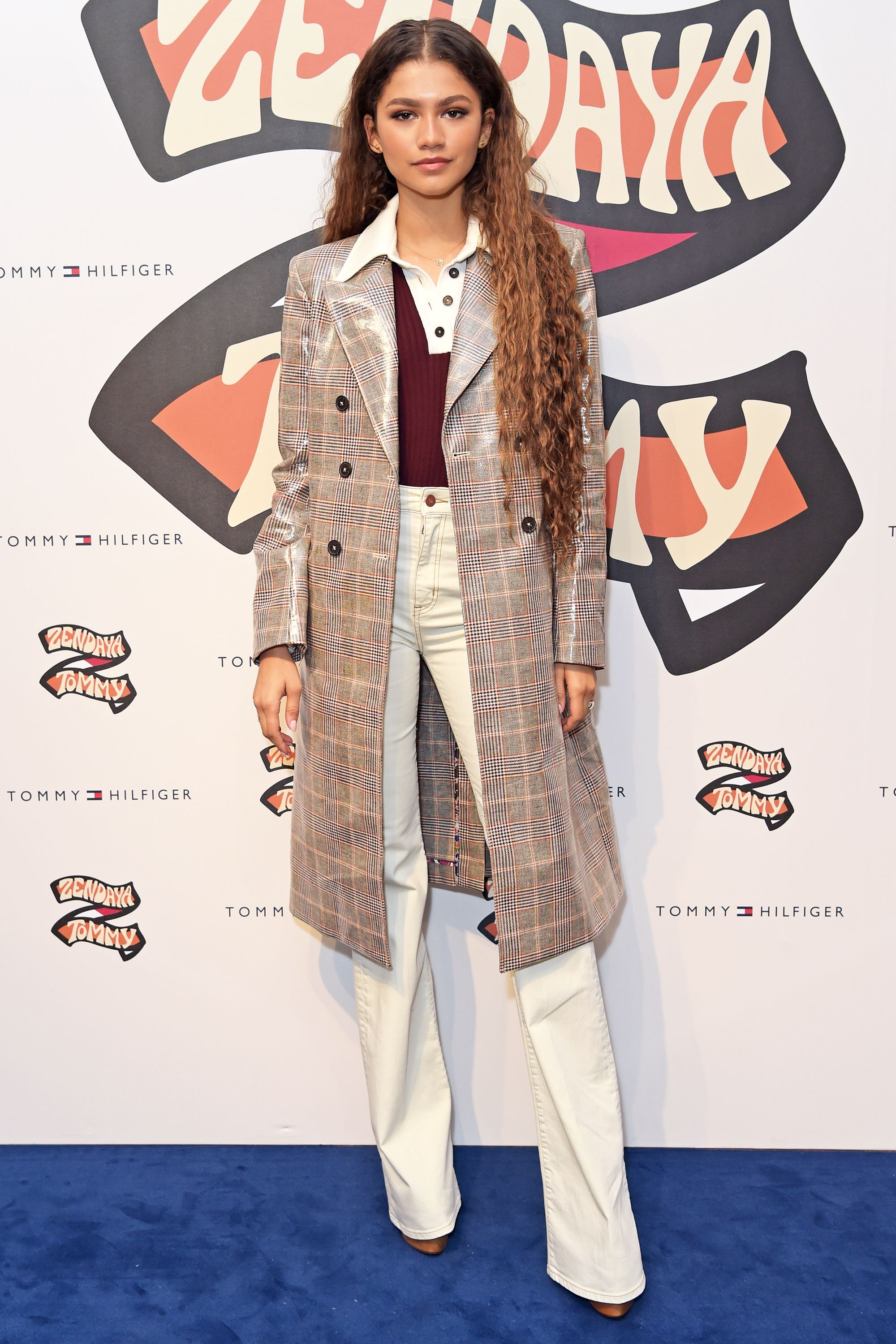 Who: Zendaya When: March 3, 2019 Wearing: TommyXZendaya Why: To say that Zendaya's collab with Tommy Hilfiger was successful would be a huge understatement. The show was a star-studded extravaganza, and the clothes are everything we want to wear.