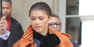 Zendaya encabeza la lista de las peor vestidas de la semana