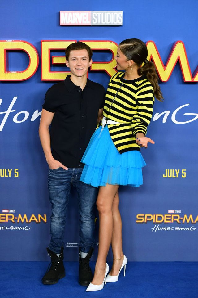 All the Signs That Zendaya and Tom Holland Are Dating