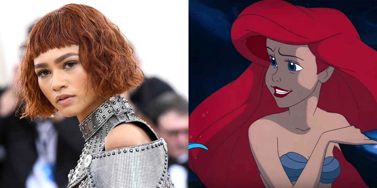 Zendaya Coleman Rumored To Be Offered Ariel Role In Disney