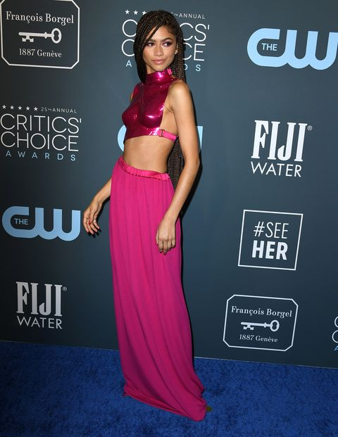 25th annual critics' choice awards   arrivals