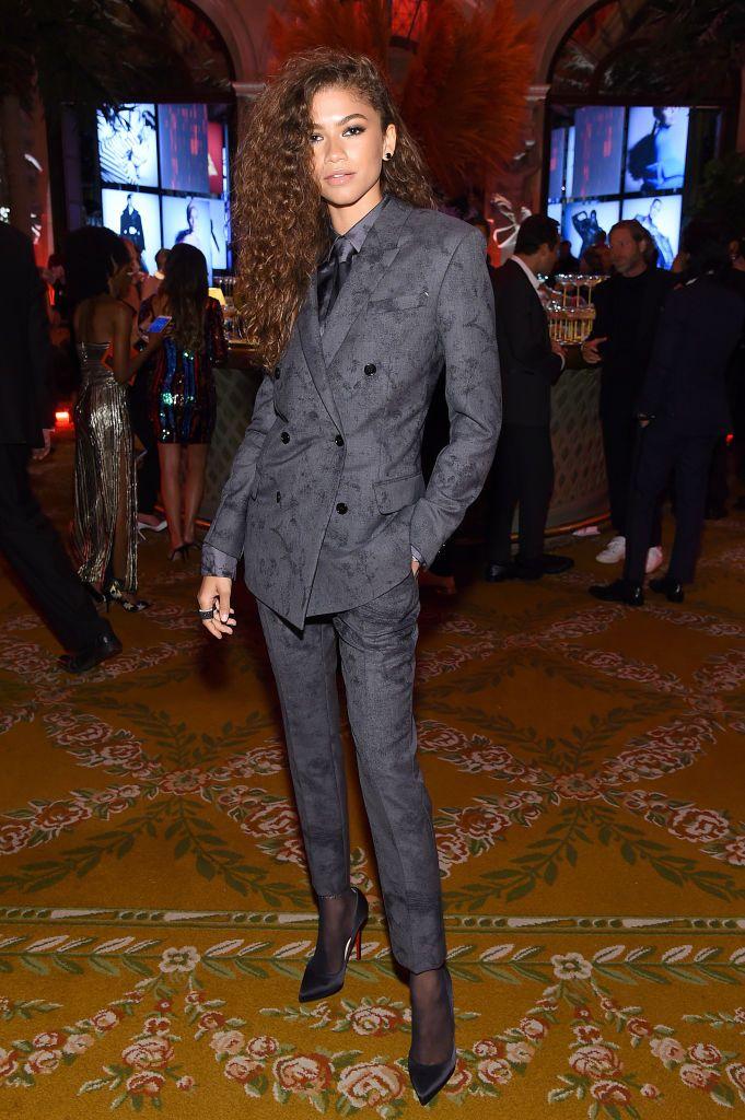 Zendaya And Michael B Jordan Wore Same Berluti Suit