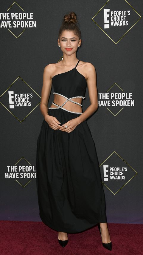 Zendaya en los  People's Choice Awards