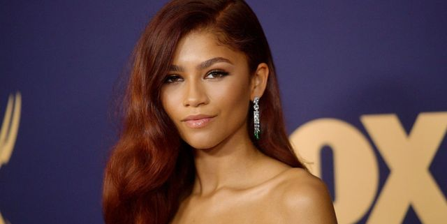 Zendaya Outdid Herself in a Sheer Corset Dress at the 2019 Emmys
