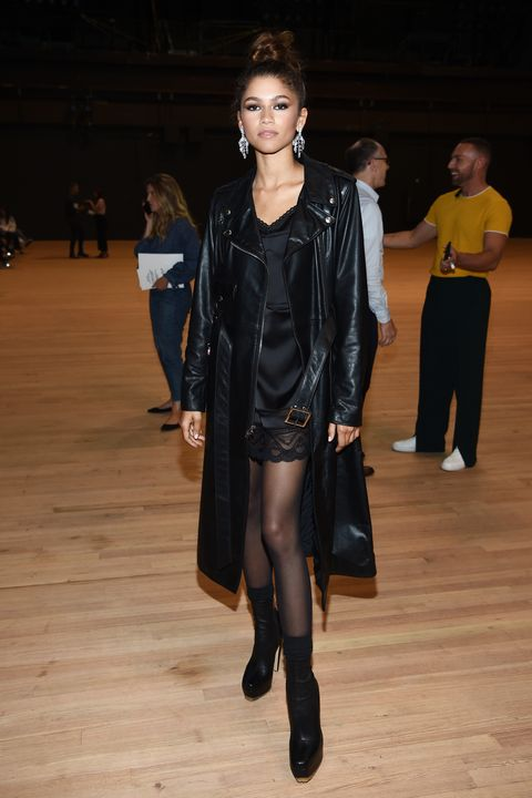 Marc Jacobs Spring 2020 Runway Show - Front Row