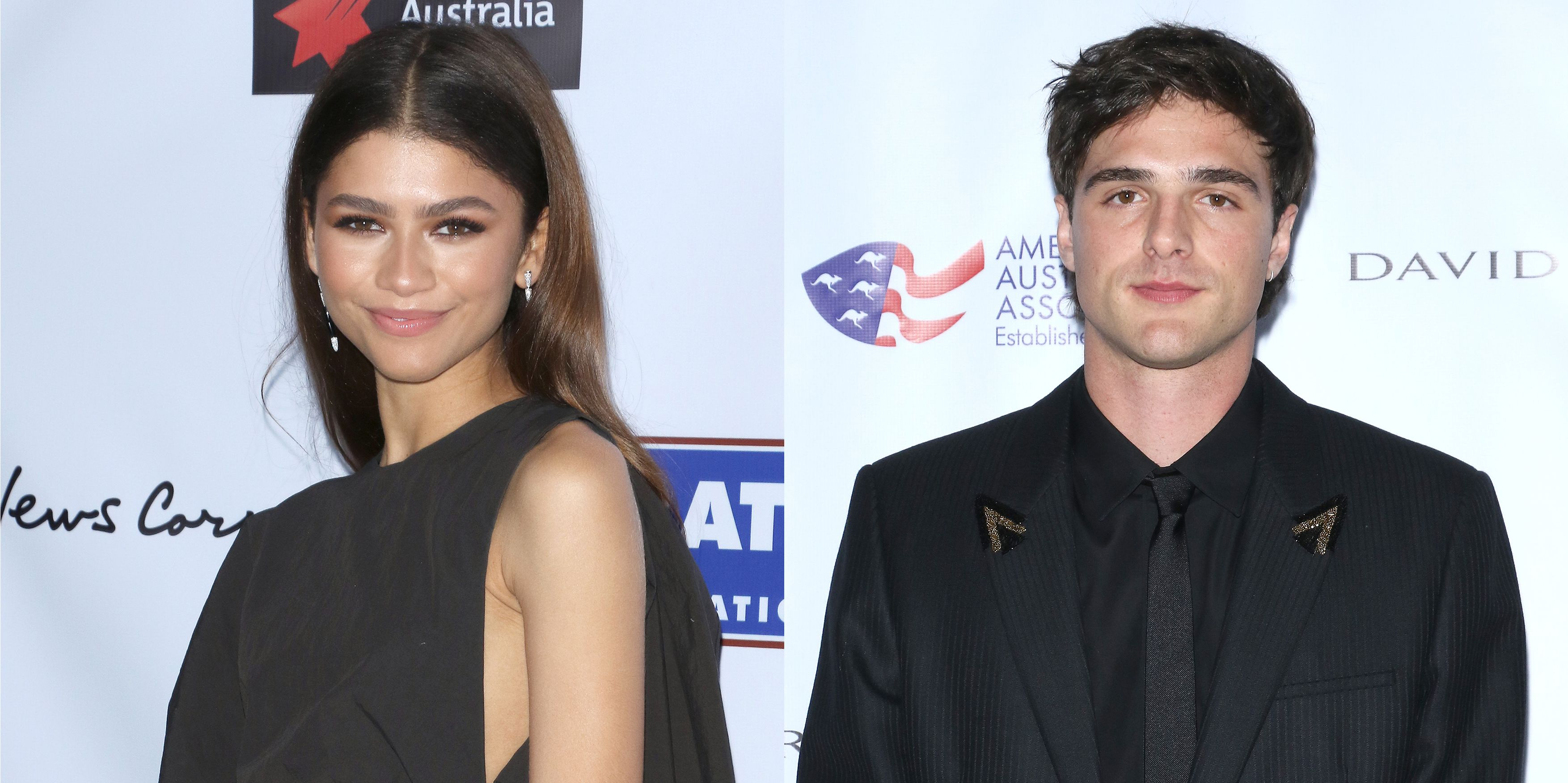 """Euphoria"""" Co-Stars Zendaya and Jacob Elordi Are Seen Out in NYC ..."""