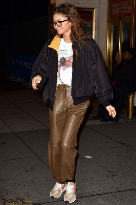 celebrity sightings in new york city   february 4, 2020