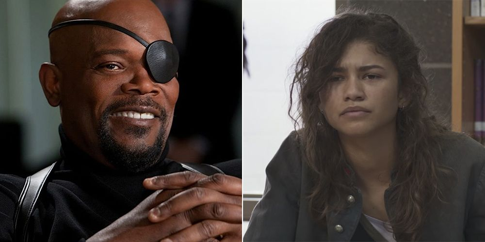 Spider-Man: lejos de casa: ¿Zendaya es la hija de Nick Furia?