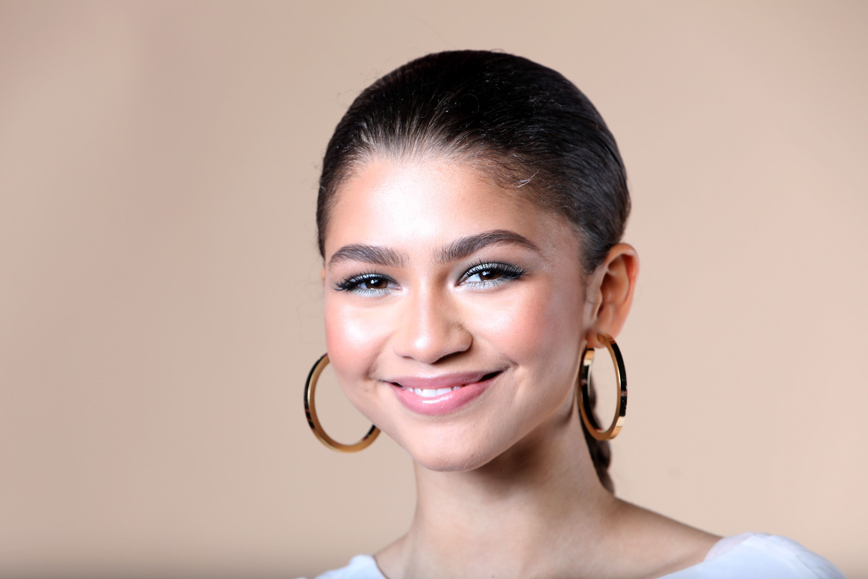 Zendaya is the youngest lead drama actress to win an Emmy