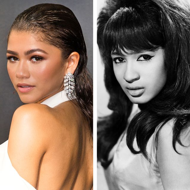 Fresh Off Her Emmy Win, Zendaya Will Play Ronnie Spector In A Biopic About The Ronettes Frontwoman