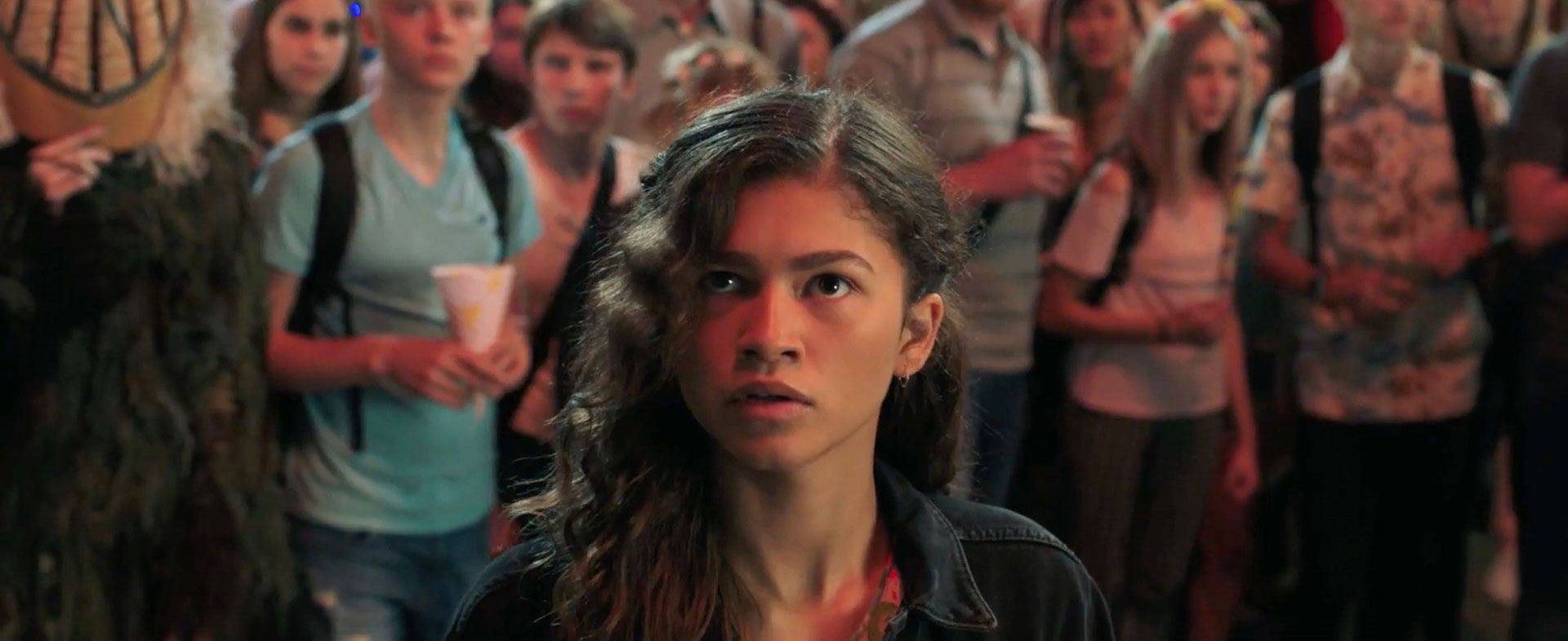 Spider-Man's Zendaya reveals why Tom Holland's costume terrifies her
