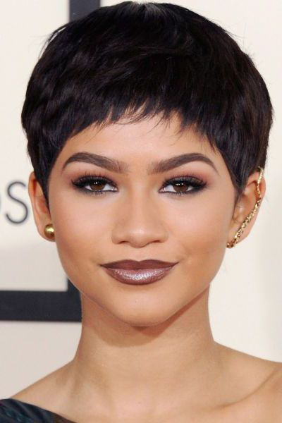 how to style short messy hair for guys 25 best hair styles bobs pixie cuts and more 2306 | zendayashorthairstyle 1546947940