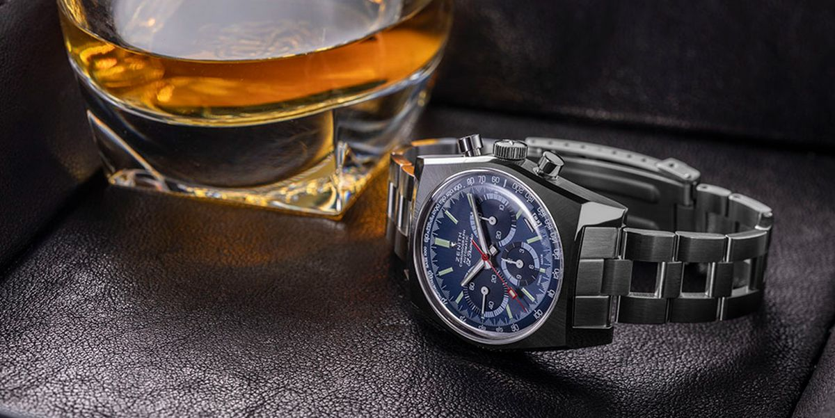 Zenith brings back the A3818, a rare El Primero from 1971