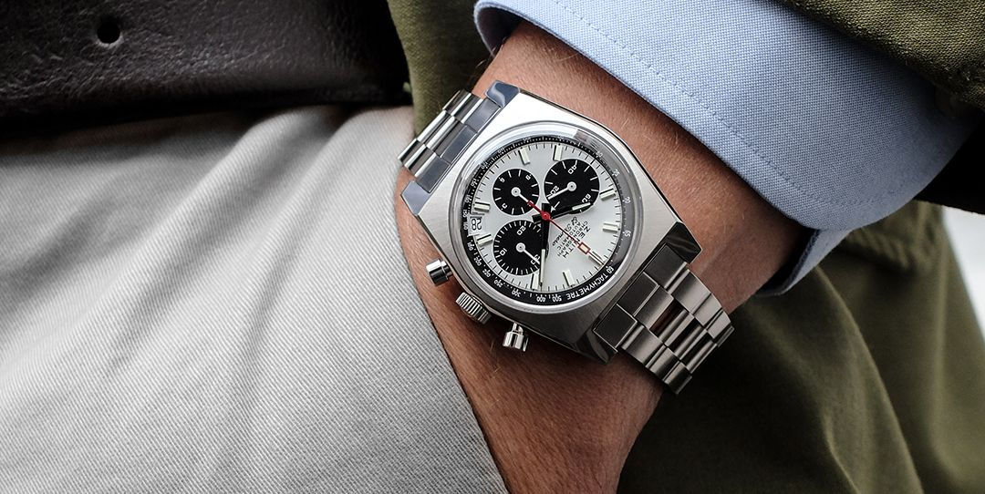 This Chronograph is Still One of the Best of Its Kind After 50 Years