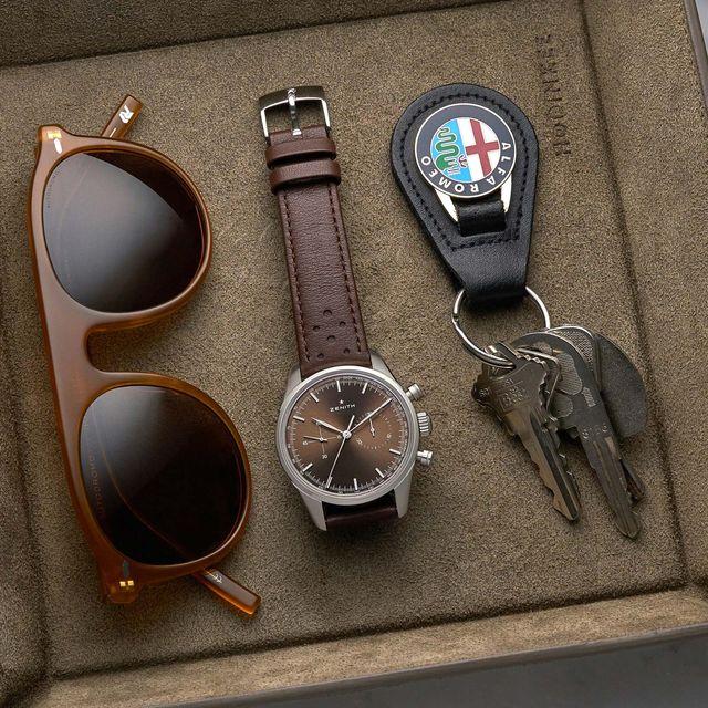 hodinkee shop zenith
