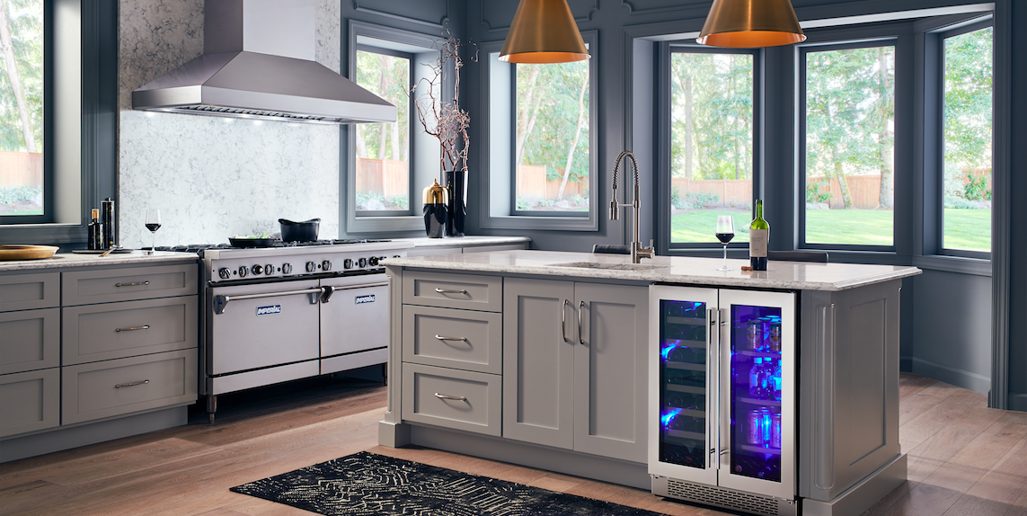 Zephyr Presrv Dual Zone French Door Wine Cooler Review