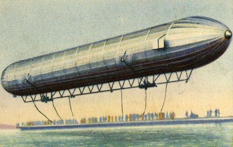 Zeppelin Lz 1