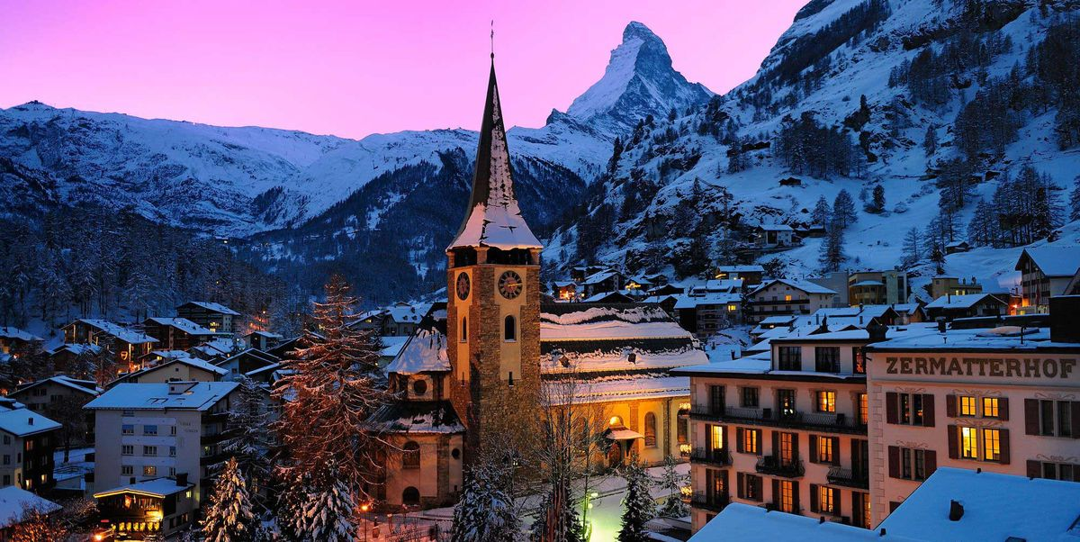 Five of the best luxury resorts for après-ski
