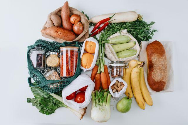 自宅のキッチンから出る食品廃棄物を減らす方法、フードロスを経らす方法