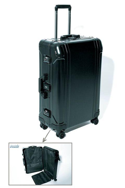 トロリー スーツケース おすすめ 最新 レザー 鞄 旅行 ゼロハリバートン