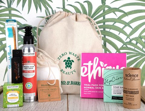 Holland & Barrett launches £20 Zero Waste Beauty Bag worth £65