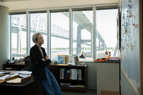 Office, Window, White-collar worker, Architecture, Room, Building, Desk, Interior design, Employment, Furniture,