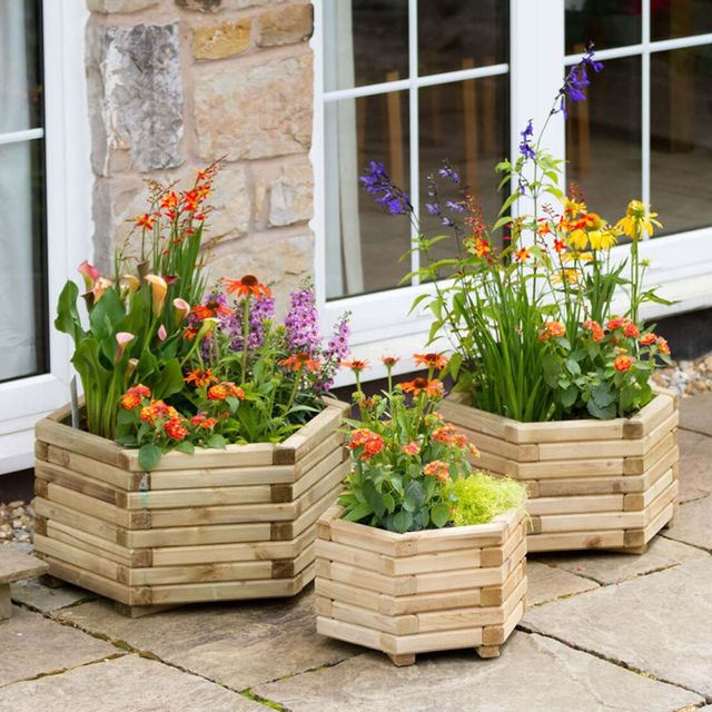 Best Outdoor Plant Pots For Garden Patio Balcony Garden Pots