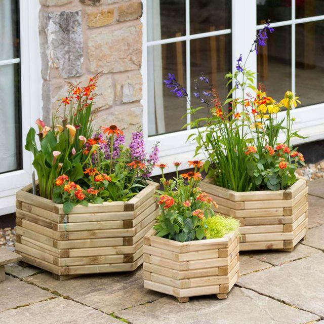 Best Outdoor Plant Pots For Garden, Outdoor Garden Pot Plants