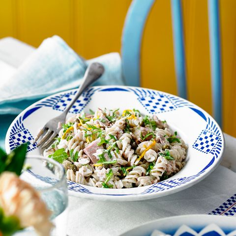 best fish recipes one pot zesty tuna pasta