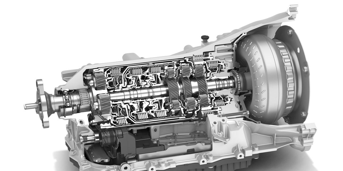 Why ZF's Eight-Speed Is the Best Automatic Transmission