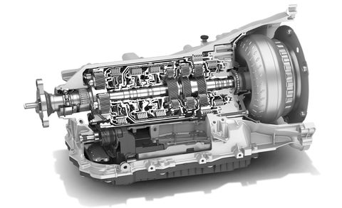 Why Zf S Eight Speed Is The Best Automatic Transmission