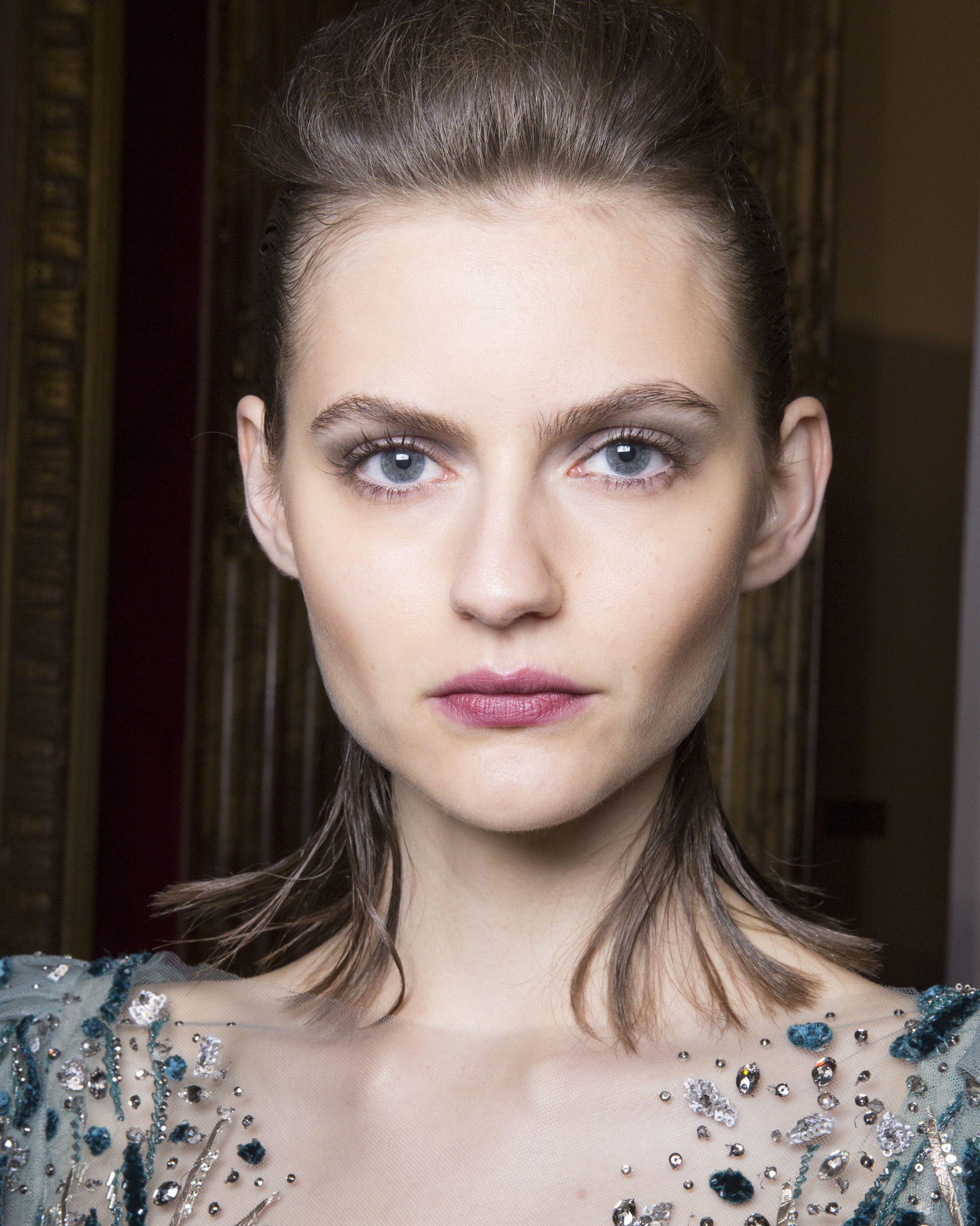 Couture Makeup Hair AW18