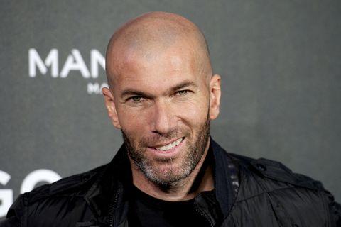Zinedine Zidane is New face of Mango