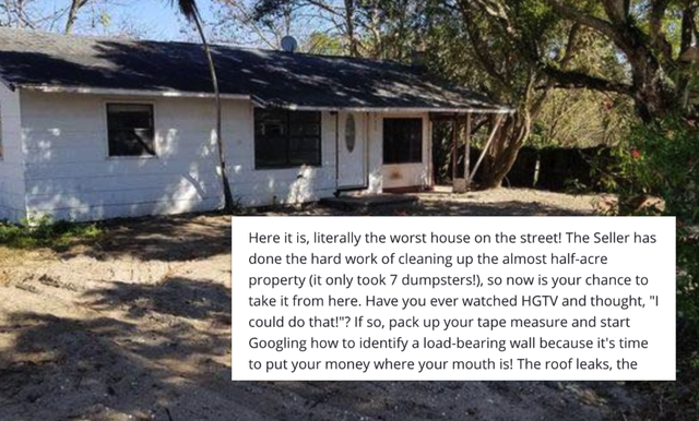 zillow gone wild listing