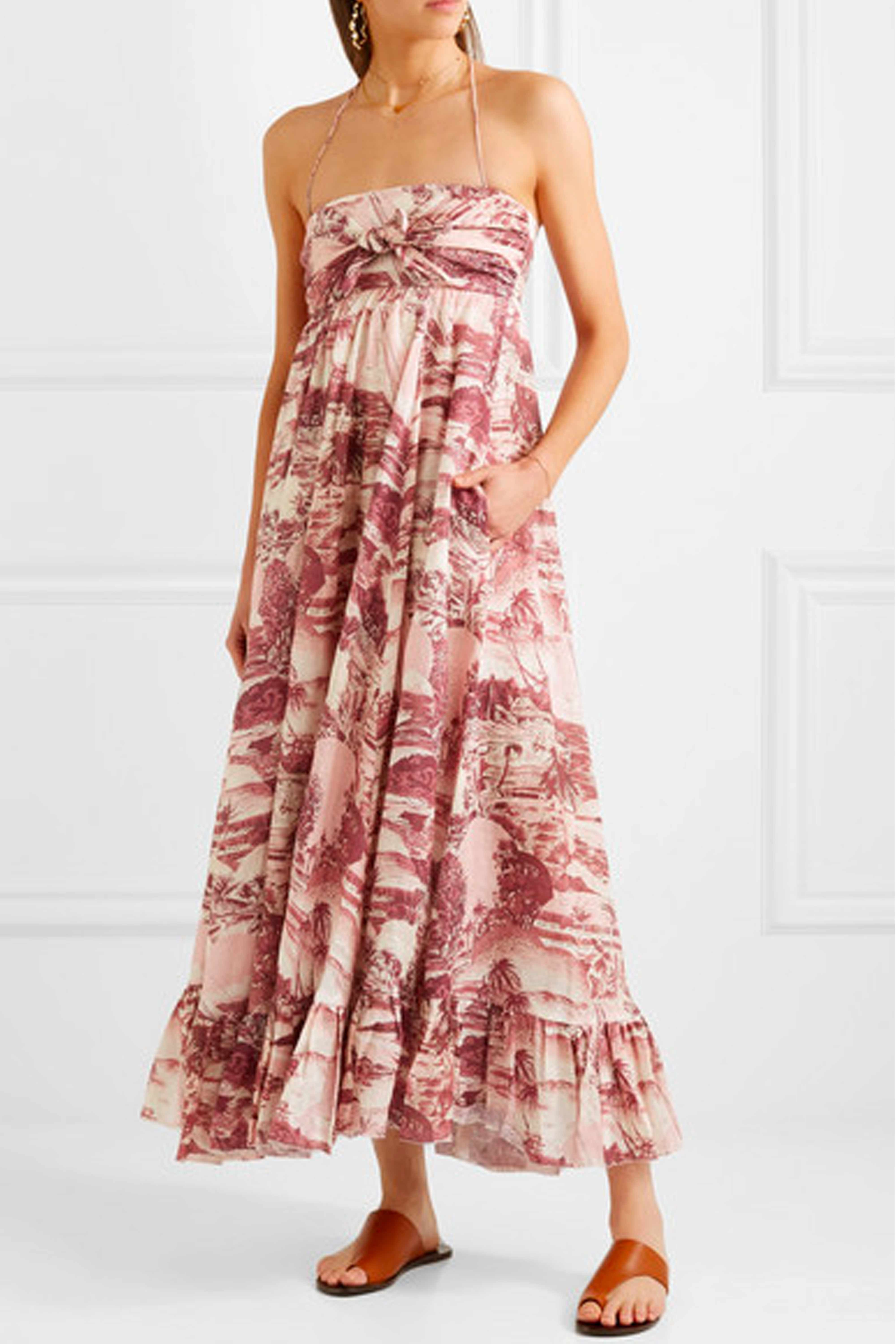 What To Wear To A Summer 2018 Wedding 25 Stylish Summer Wedding