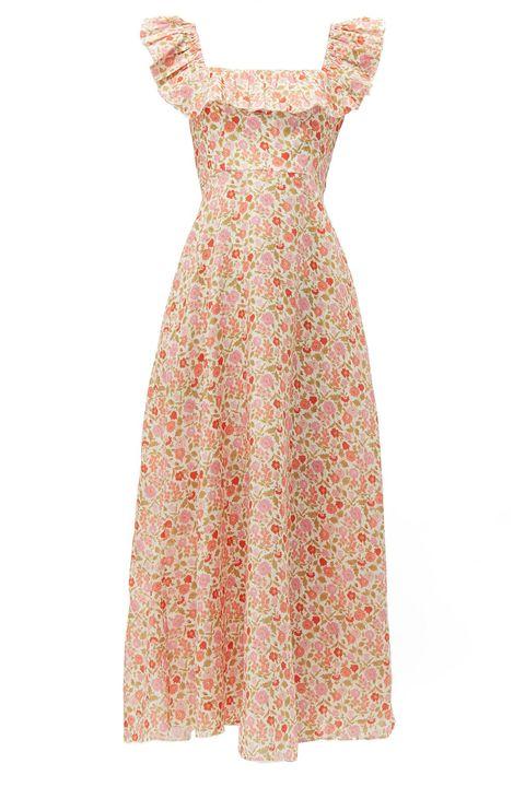 e675b57cf12c 15 best summer dresses of 2019 - Stylish maxi dresses, floral ...
