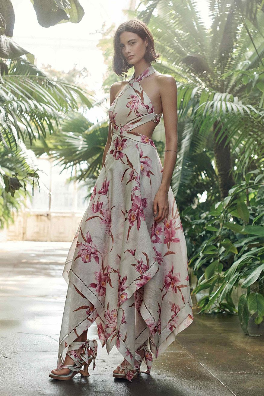 b093f284599 Australian label Zimmermann has mastered that flirty sense of style—with a  polished irreverence that adds a bit of edge. This bohemian-inspired brand  feels ...