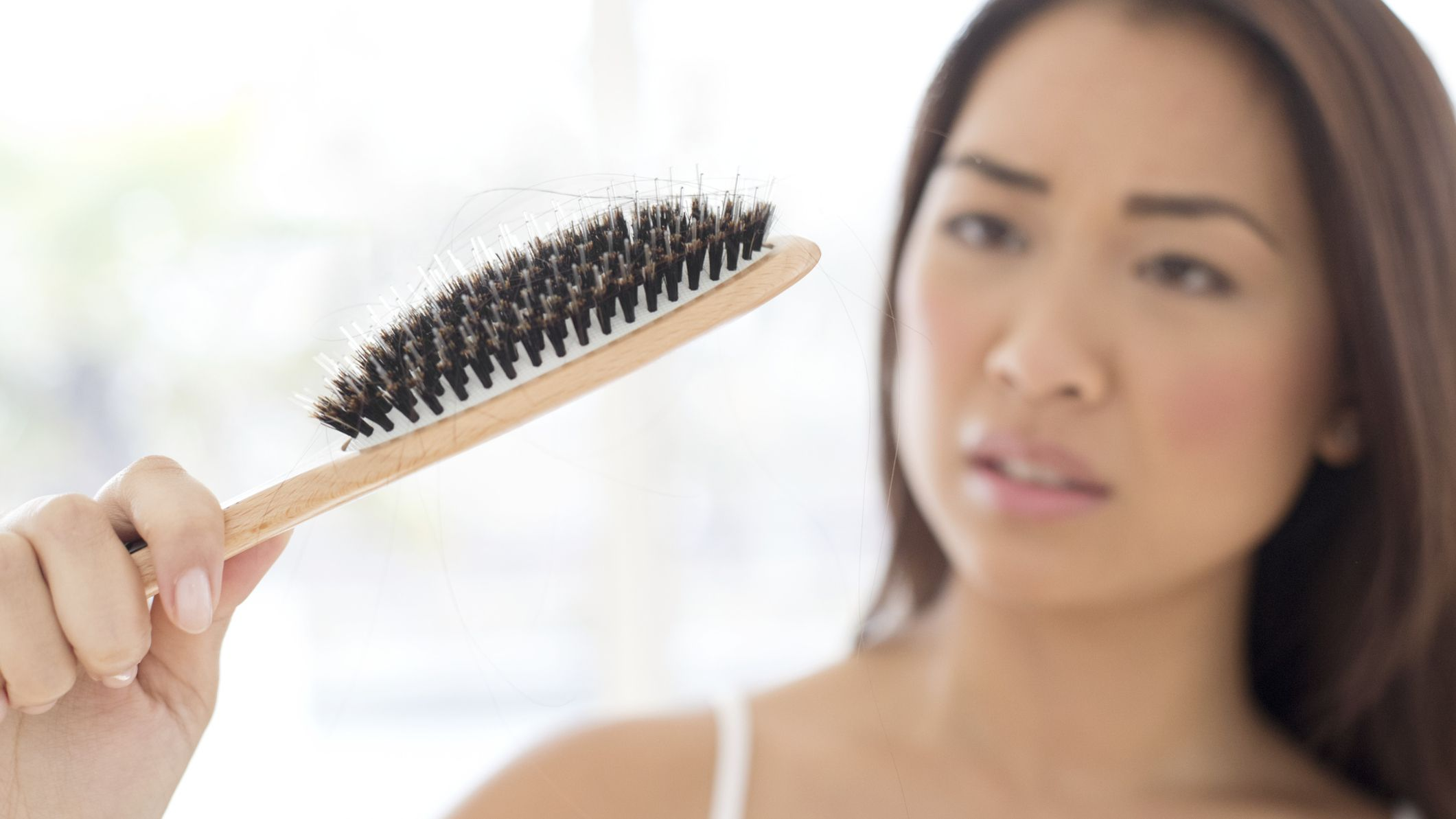 zinc deficiency symptoms hair loss