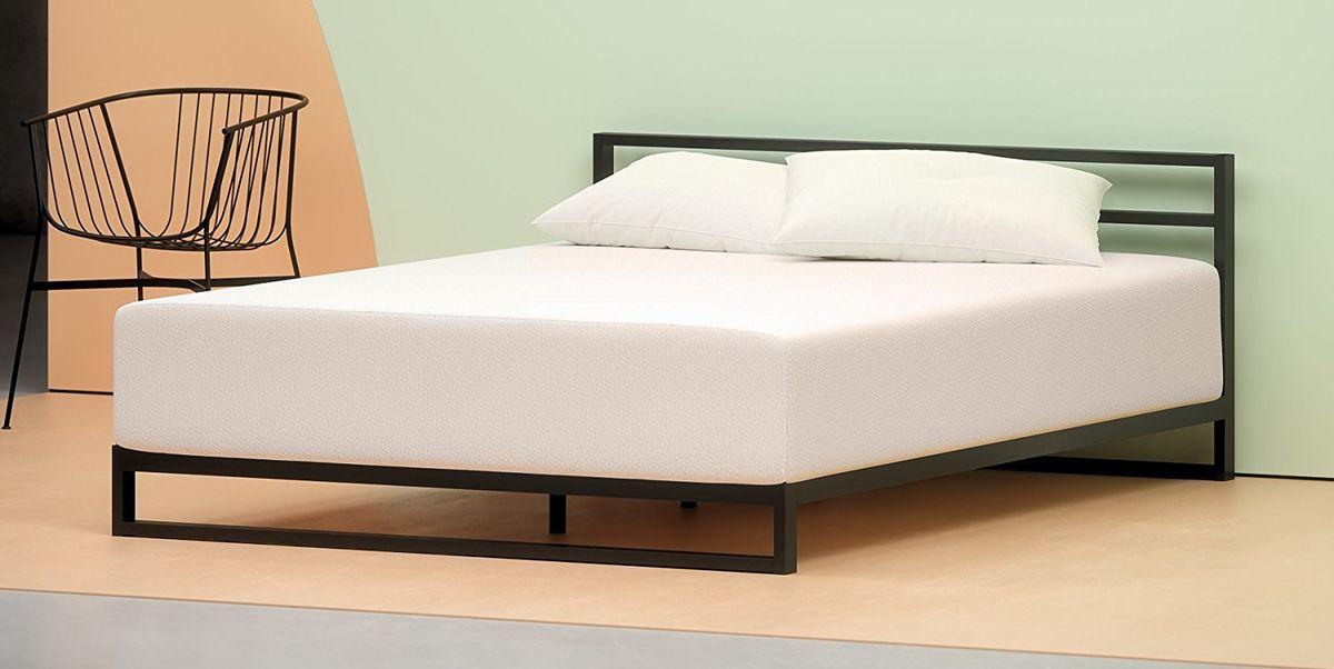 this zinus green tea mattress is a super affordable amazon bestseller best mattresses on amazon. Black Bedroom Furniture Sets. Home Design Ideas