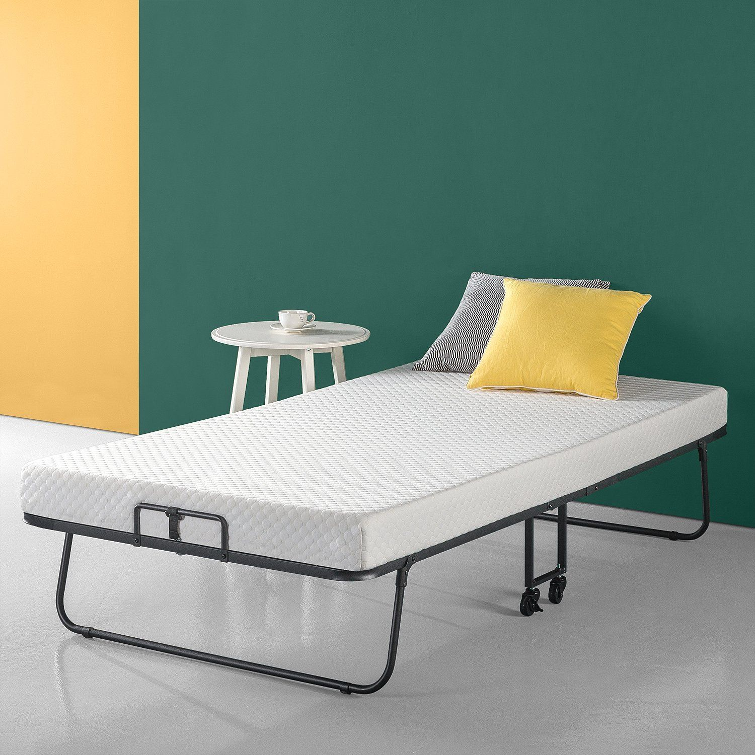 Picture of: 10 Best Rollaway Beds You Can Buy Online Most Comfortable Folding Guest Beds