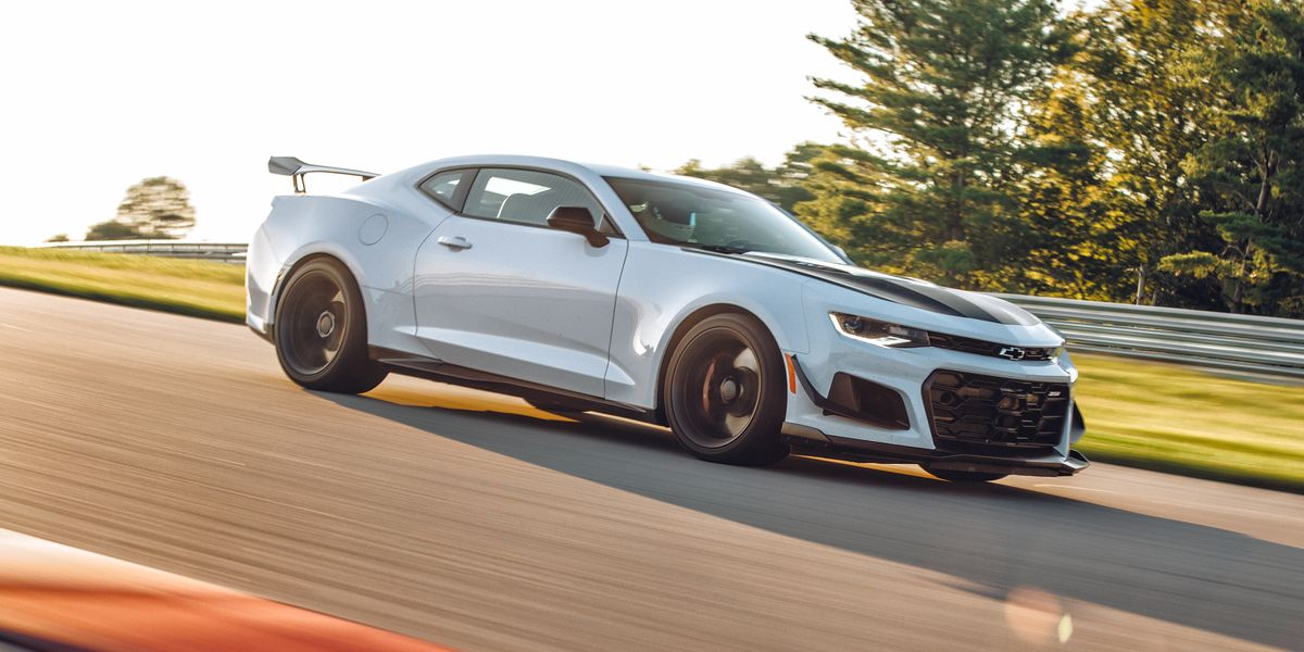 The Camaro Zl1 1le Is The Greatest Track Car Gm Has Ever Made
